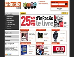 Les Inrocks store